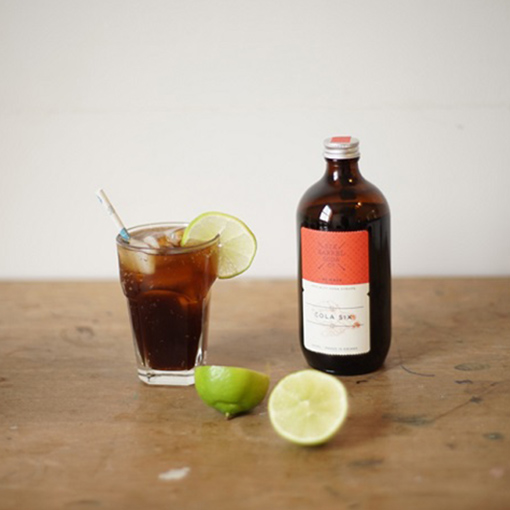 Shop Six Barrel Soda Syrups