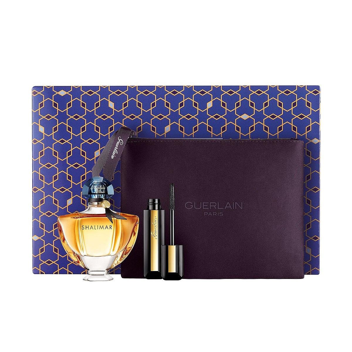 Beauty Health Shalimar By Guerlain Eau De Parfum 3 Piece Gift Set