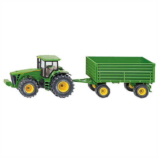 1:50 John Deere 8430 with Tipping Trailer