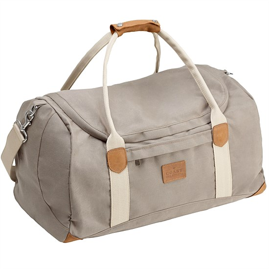 Classic Canvas Clipper Bag