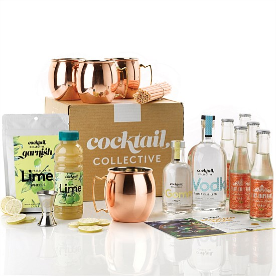 A Box of Cocktails - The Moscow Mule and Mug set