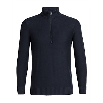 Men's Waypoint Long Sleeve Half Zip