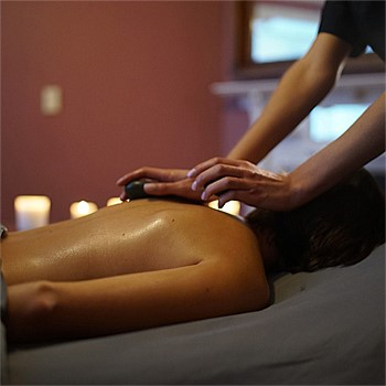 Rock Me 1 Hour Hot Stone Massage