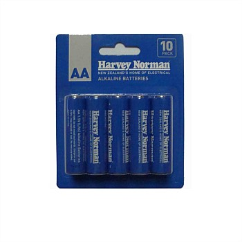AA Batteries 10 Pk