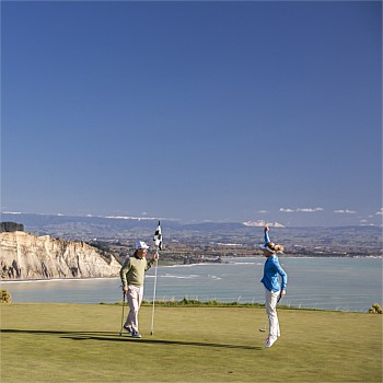 Cape Kidnappers Golf Voucher