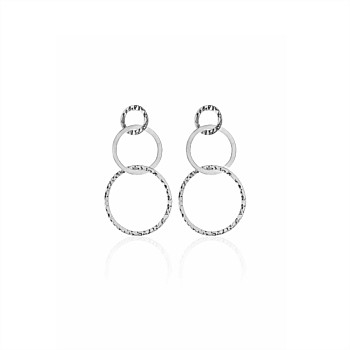 Round In Circles Earrings