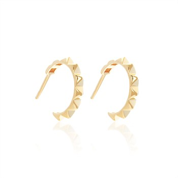 An Intimate Party Hoop Earrings