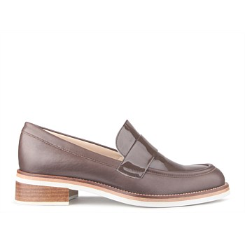 JETT Cocoa Loafers