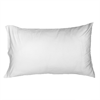 400TC Standard Pillowcases White
