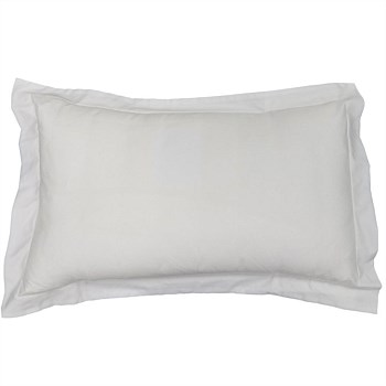 400TC Oxford Pillowcase White