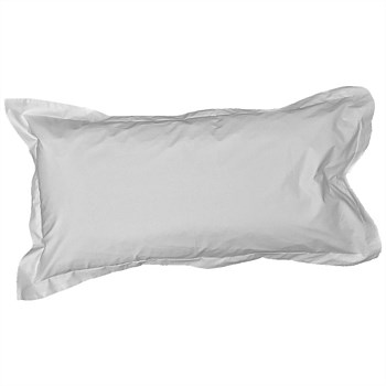 400TC King Pillowcase White