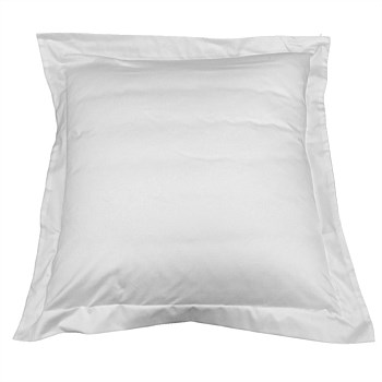 400TC European  Pillowcase White