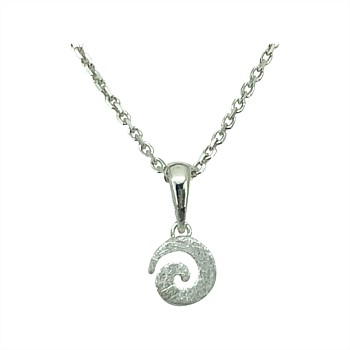 Koru Icon Mini Necklace