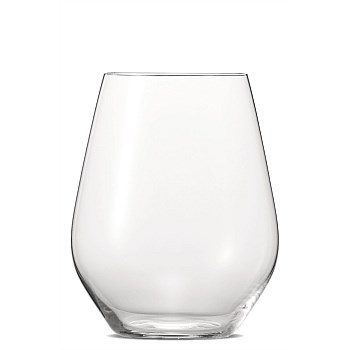 Authentis Casual Stemless Red Wine Glass