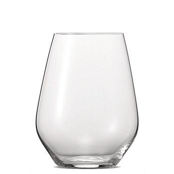 Authentis Casual Stemless White Wine Glass