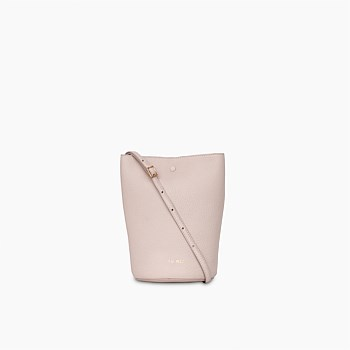 3/4 Phoebe Bucket Bag