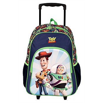 3D Toy Story Trolley/Backpack