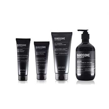 Men's Skincare Essentials Collection