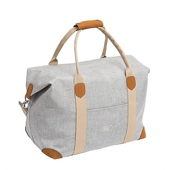 Bespoke Classic Canvas Weekender - Made to Order