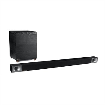 3.1 Channel Soundbar + Wireless Subwoofer
