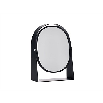 Oval Mirror/Magnifier