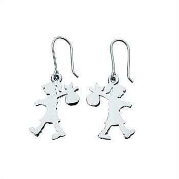 Runaway Girl Earrings