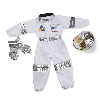 Astronaut Costume Role Play