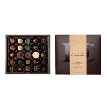 The Luxurious Chocolate & Truffle Selection