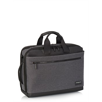 3-way Briefcase Backback 15.6-inch RFID