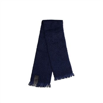 Mohair Scarf - Nightshade