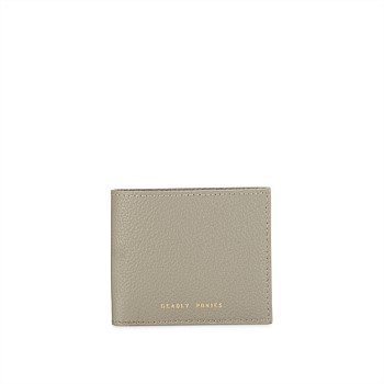 Flip Wallet - Pewter