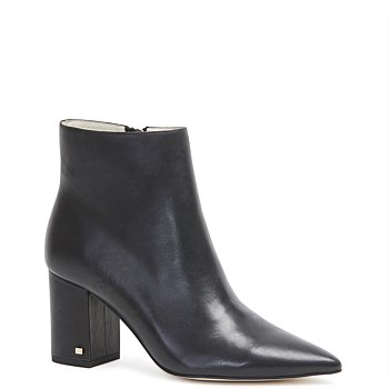 Bradshaw Boot - Black Calf