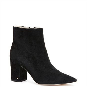 Bradshaw Boot - Black Suede