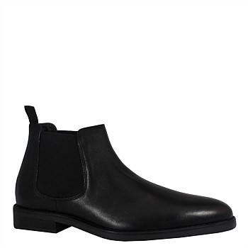 Mr Taylor Boot - Black Calf