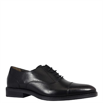 Mr Hill Brogue - Black Calf