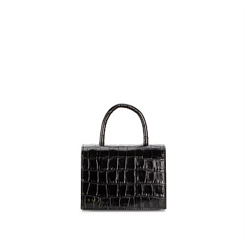Jagger Mini Croc - Midnight