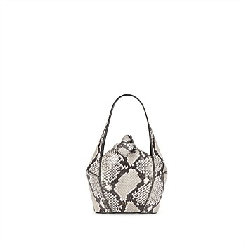 Top Knot Mini Python - Pewter