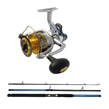 Sensortip Rod With Avenger 6000 Baitfeeder