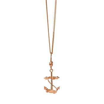 Navigator Anchor Necklace