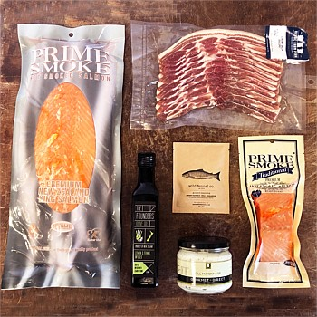 Salmon Sensations Hamper