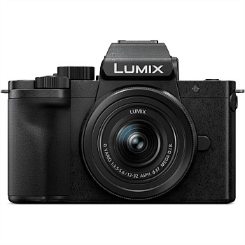 Lumix G100 Mirrorless camera with 12-32mm lens