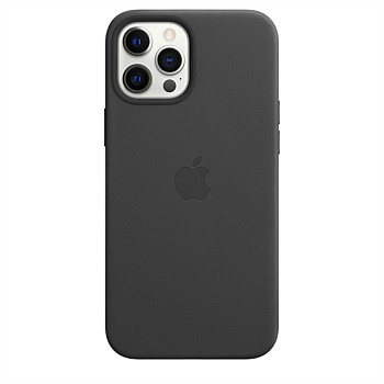 iPhone 12|12 Pro Leather Case with MagSafe