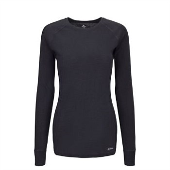Womens Long Sleeve Geothermal Top V2