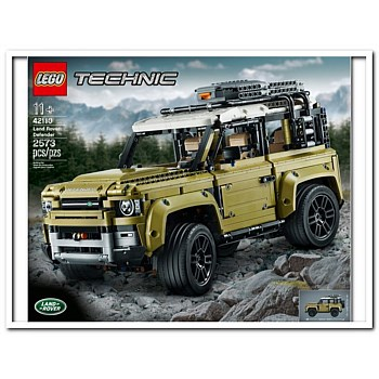 Technic 42110 Land Rover