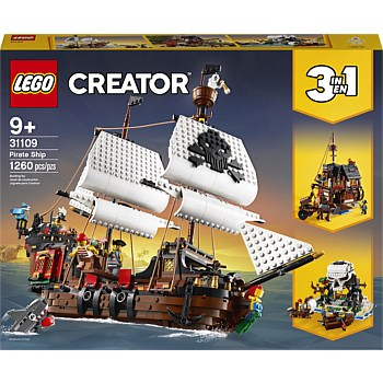 Creator Pirate Ship V29