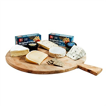 Best of New Zealand Artisan Cheese Box - Grande