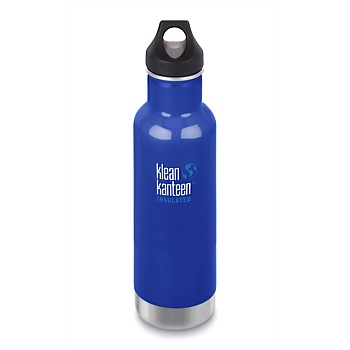 Classic Insulated Stainless Steel Drink Bottle