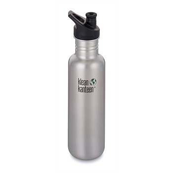 Classic Stainless Steel Drink Bottle