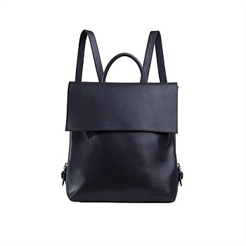 The Bradley: Women's Leather Backpack
