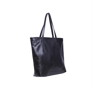 The McCarty: Women's Leather Tote